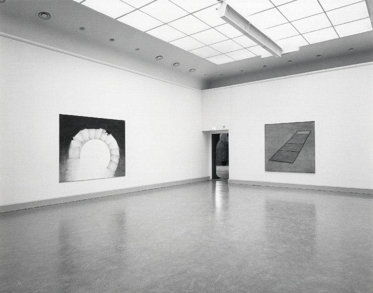 Jan Dibbets : Werk uit de jaren '80 / Work from the eighties