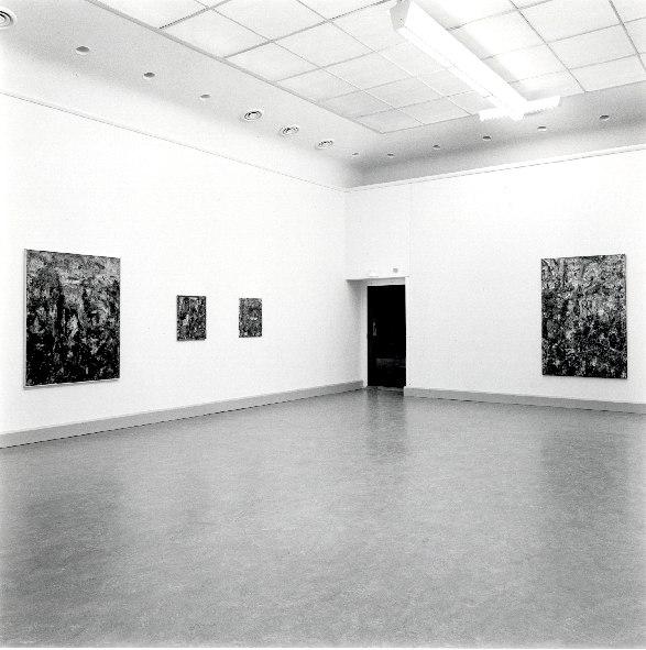 Eugène Leroy : Schilderijen/Peintures 1958-1987