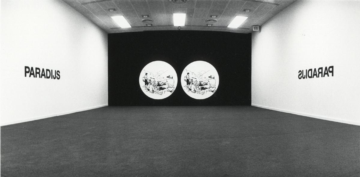 Edwin Janssen : Paradijs Paradijs : Installatie/Installation