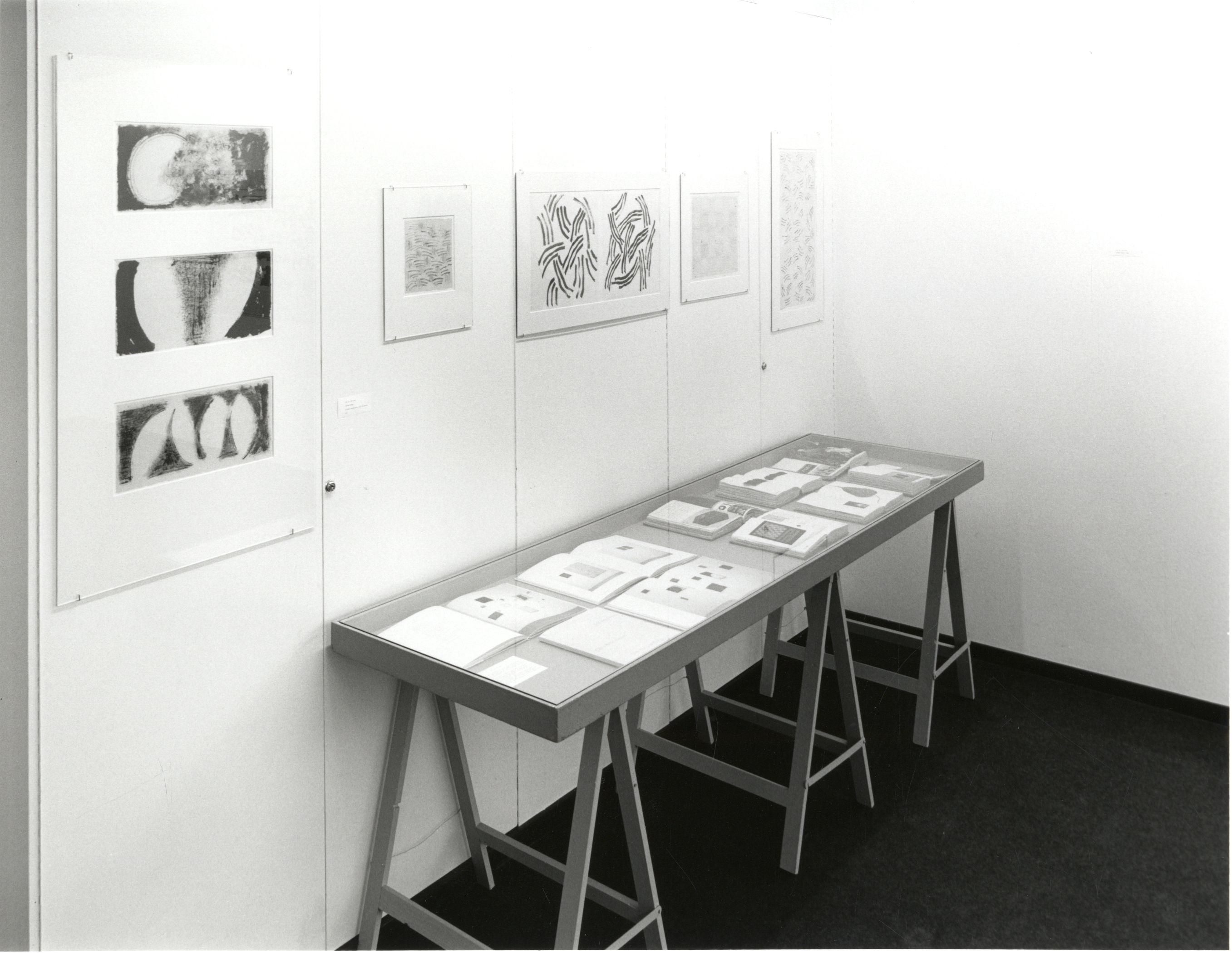 Jan van den Berg : Werken op papier