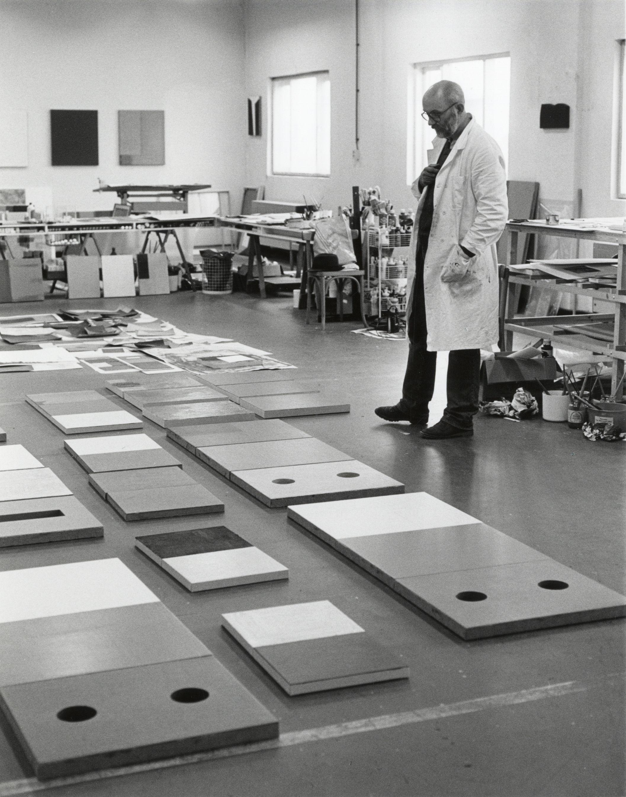 Bert Loerakker : Schilderijen, monotypieën en tekeningen