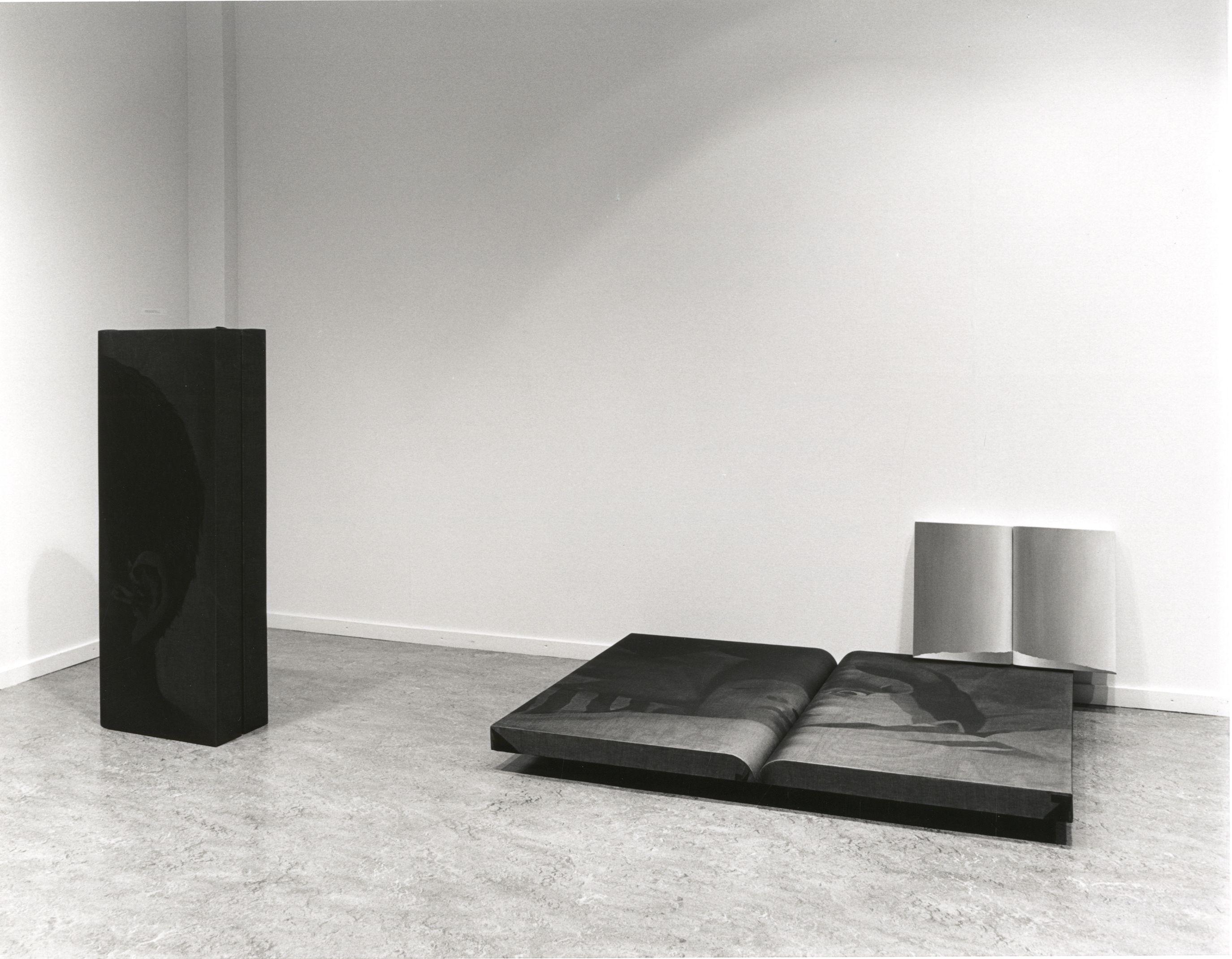 Tiong Ang : Tweede in een serie van zes kleinere presentaties Nederlandse kunstenaars