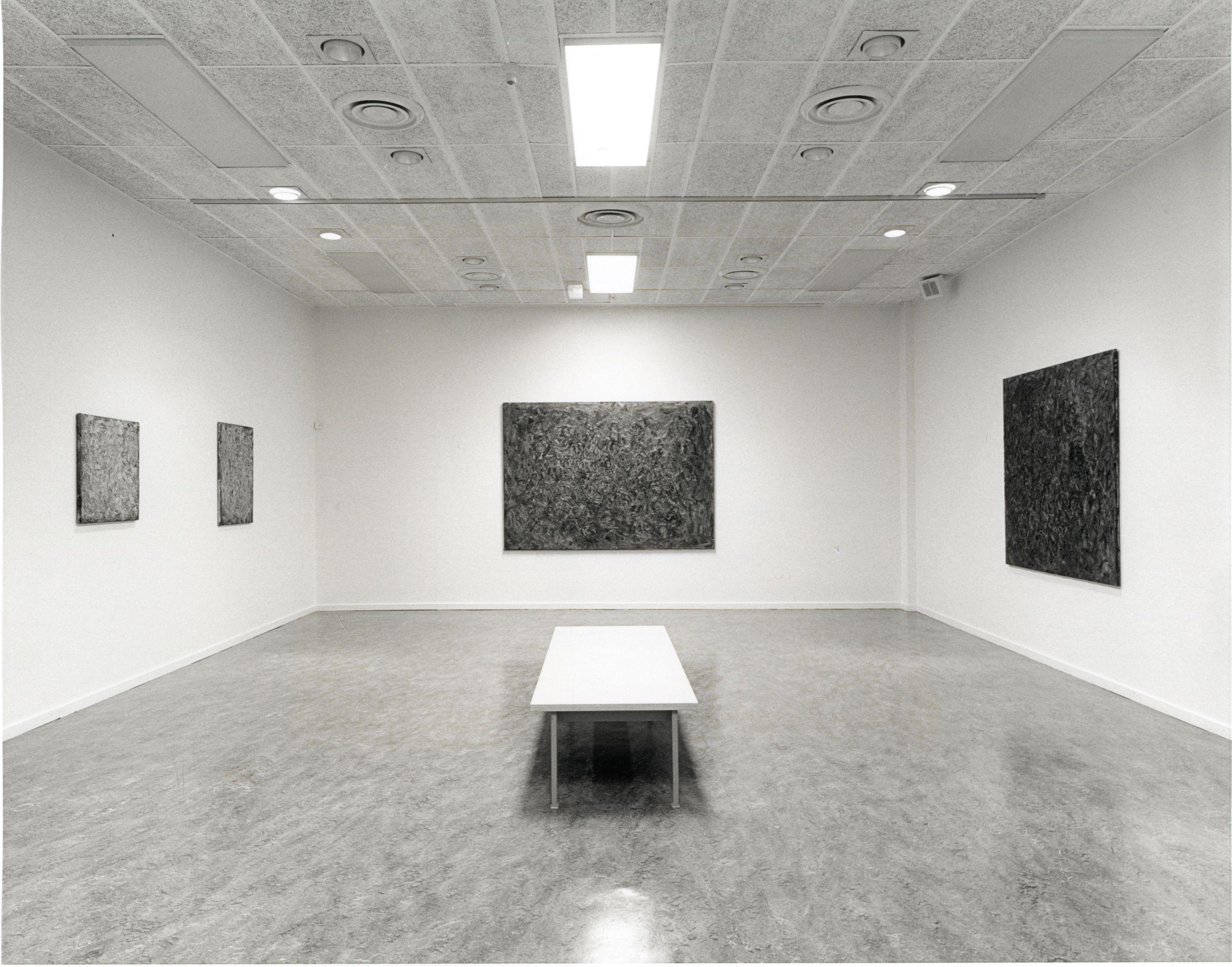 Marc Mulders : Eerste in een serie van zes kleinere presentaties Nederlandse kunstenaars
