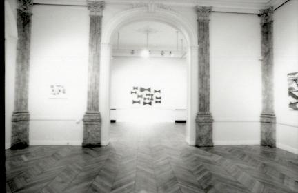 René Daniëls : Tableaux, objects, oeuvres sur papier