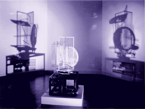 Uit de collectie : László Moholy-Nagy: Licht Raum Modulator