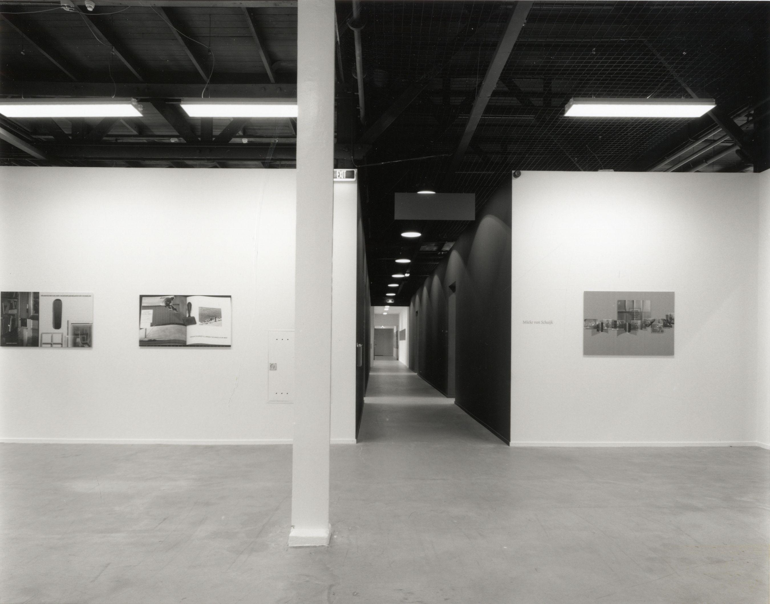 De Muze als Motor : Jonge kunstenaars uit de regio