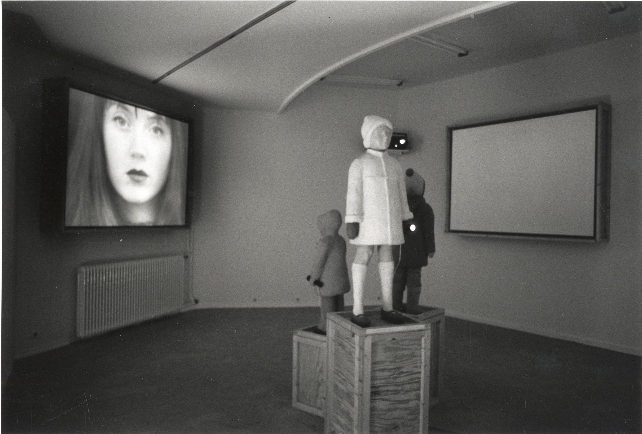 A.P. Komen en Karen Murphy : 'Panic Wagon', 1994