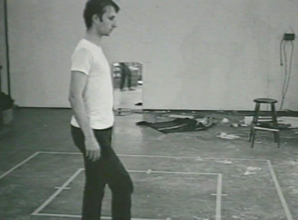 Bruce Nauman : Vroege video- en filmwerken (1967-1973)