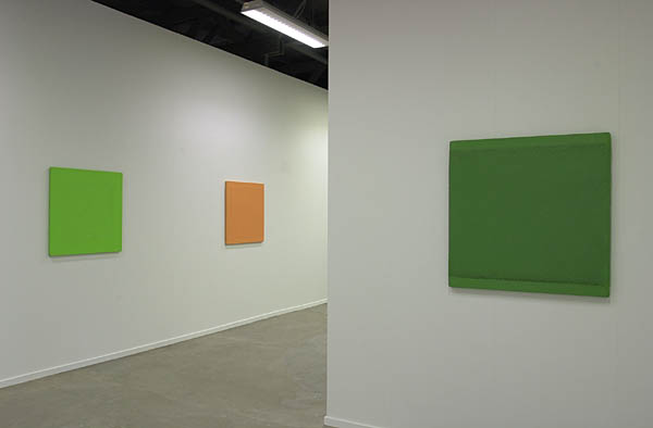 Ben Akkerman : Recente schilderijen, vroege tempera's