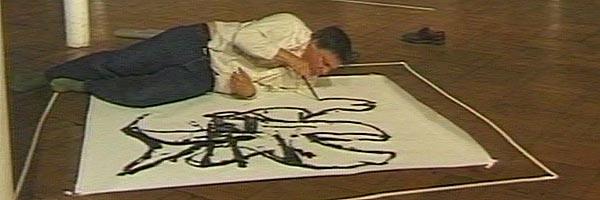 Videotheek: Matt Mullican : Matt Mullican under Hypnosis, 1996