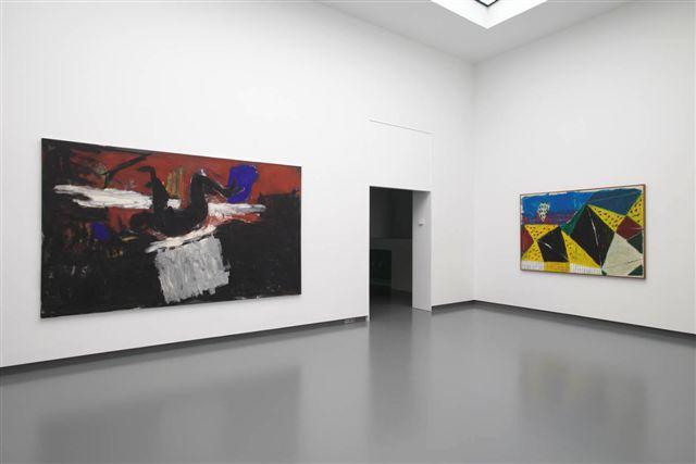 Posities in de schilderkunst 1970-1985