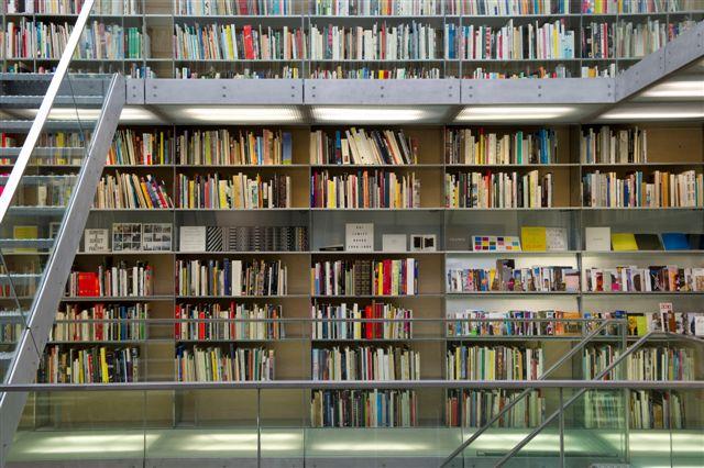 Bibliotheektentoonstellingen: Sol LeWitt