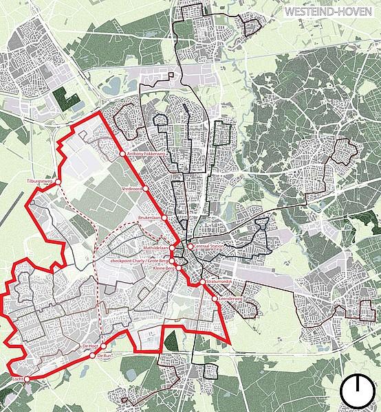 Eindhoven op de kaart