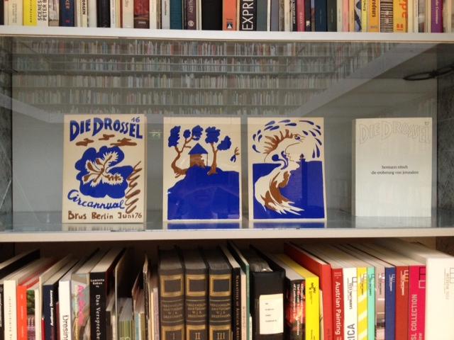 Bibliotheektentoonstellingen: Kunstenaarstijdschriften : Een alternatief podium voor kunst