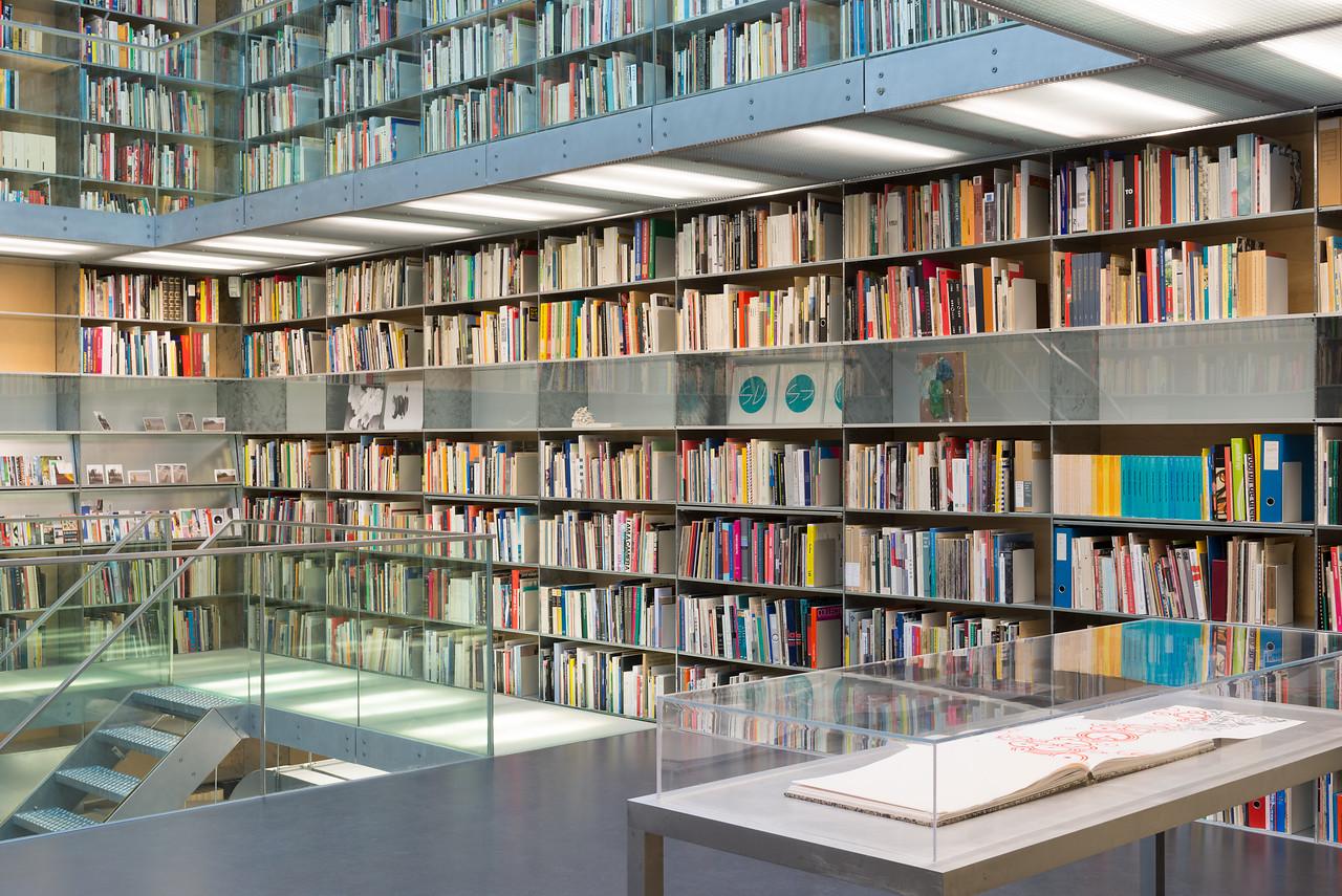 Bibliotheektentoonstellingen: Katernen