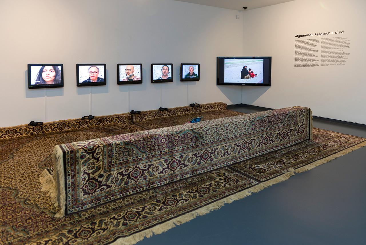 Ontdek kunst uit Afghanistan