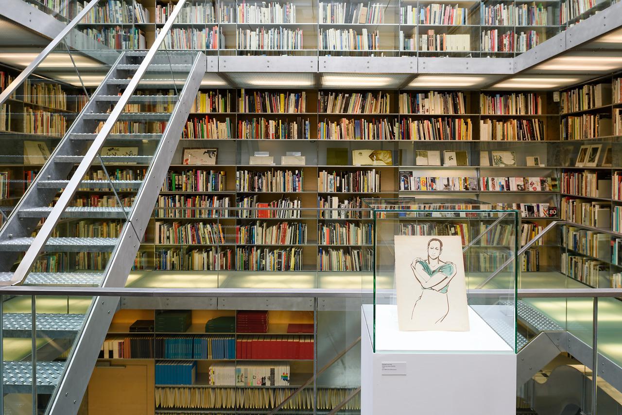 Bibliotheektentoonstellingen: Anna Staritsky 1908-1981
