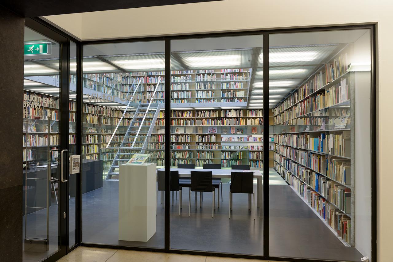 Bibliotheektentoonstellingen: Viktor Goppe