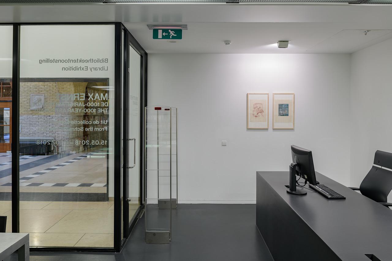 Bibliotheektentoonstellingen: Max Ernst : De 100-jarige astronaut