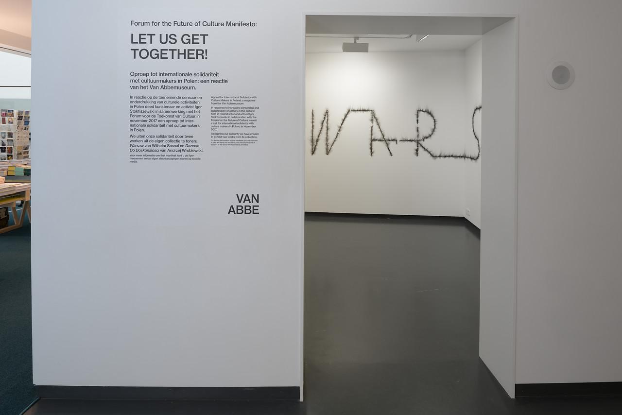 Urgency Room Polen: Wilhelm Sasnal, Andrzej Wroblewski