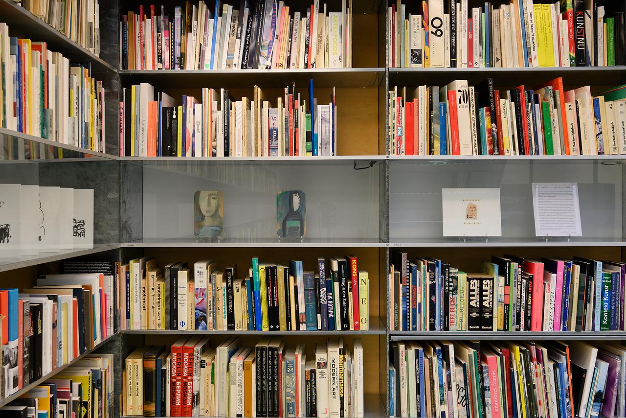 Bibliotheektentoonstellingen: Vadim Brodsky