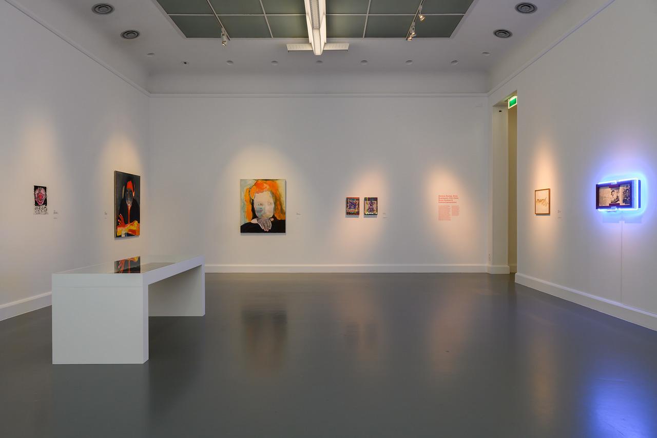 Ooggetuigen van strijd: Goya, Beuys, Dumas