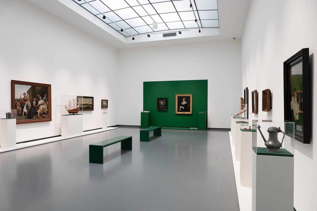 Oog in oog met Frans Hals