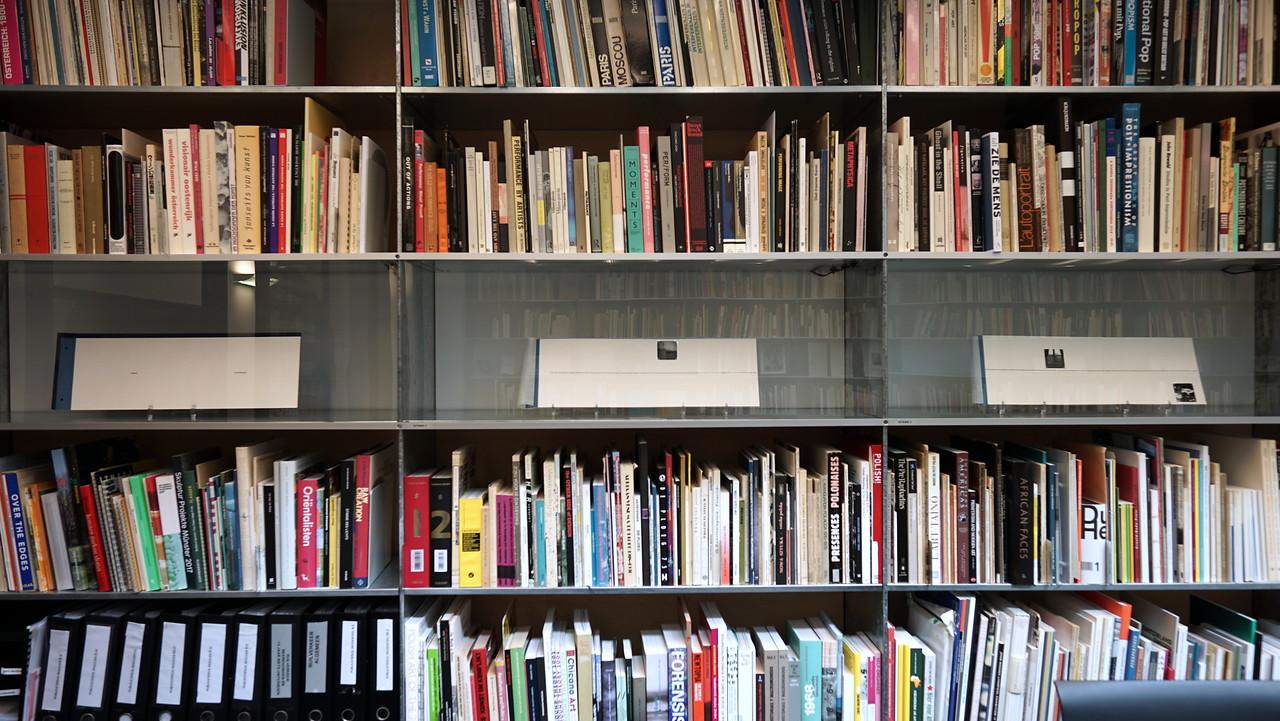 Bibliotheektentoonstellingen: Recente aanwinsten
