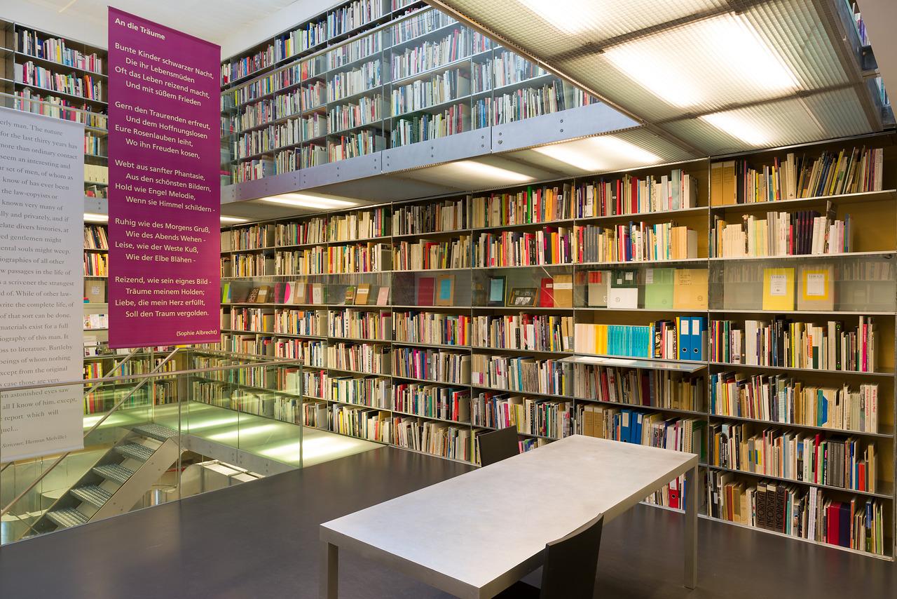 Bibliotheektentoonstellingen: Bartleby & Co. 1995-2020