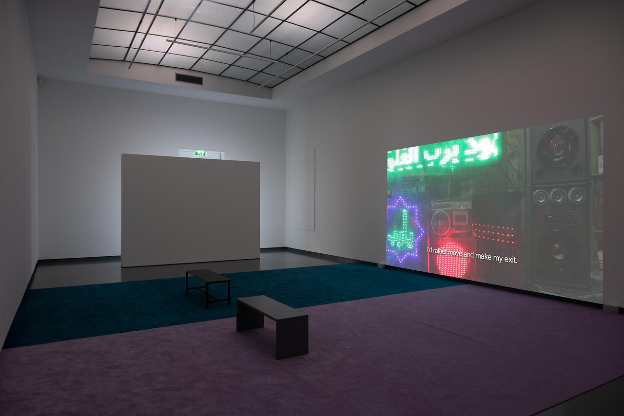 Een playlist met : Videos uit de Van Abbemuseum collectie