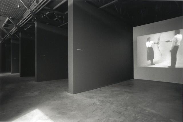 Ulay / Abramovic : Video installaties 1976-1988