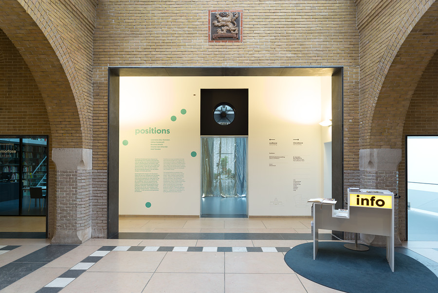 Peter Cox, Eindhoven - Van Abbemuseum