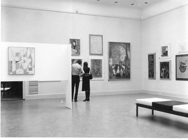 Een keuze uit de verzameling van het Van Abbemseum gemaakt door R. Fuchs