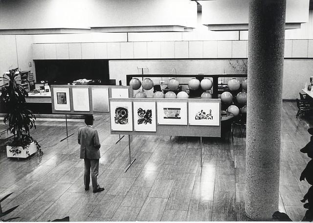 Grafiek 1960-1974 : Een tentoonstelling uit het bezit van het Van Abbemuseum