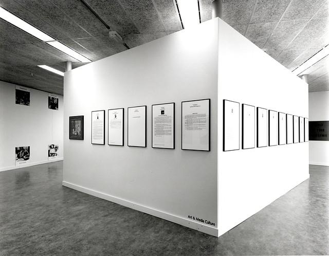 Uit de eigen collectie : Art & Media Culture