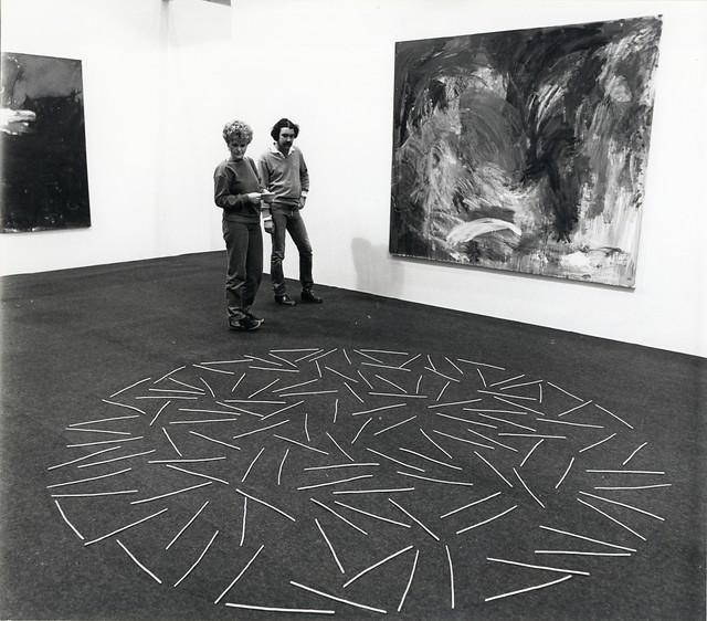 Internationaler Kunstmarkt Düsseldorf 1980
