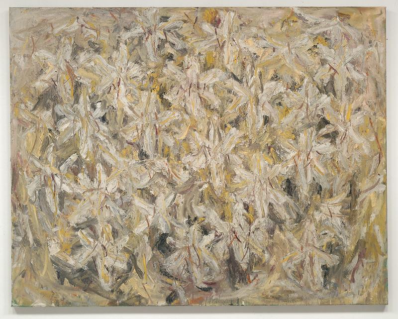White lilies/autumn II